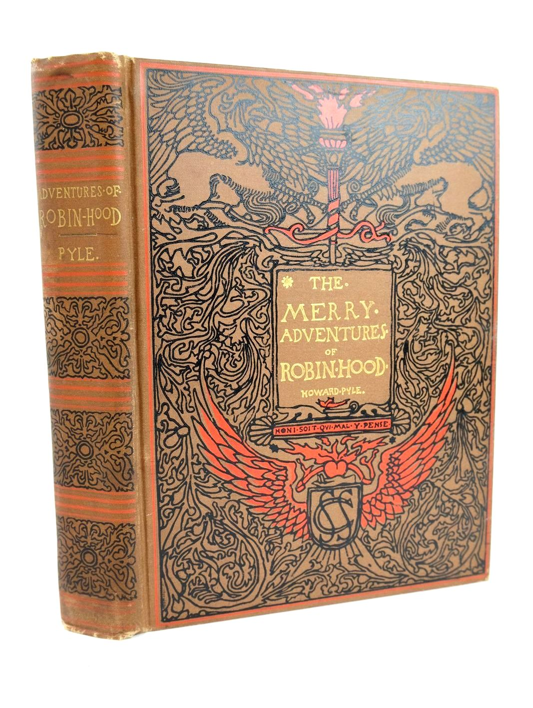 Photo of THE MERRY ADVENTURES OF ROBIN HOOD OF GREAT RENOWN, IN NOTTINGHAMSHIRE written by Pyle, Howard illustrated by Pyle, Howard published by Charles Scribner's Sons (STOCK CODE: 1318768)  for sale by Stella & Rose's Books