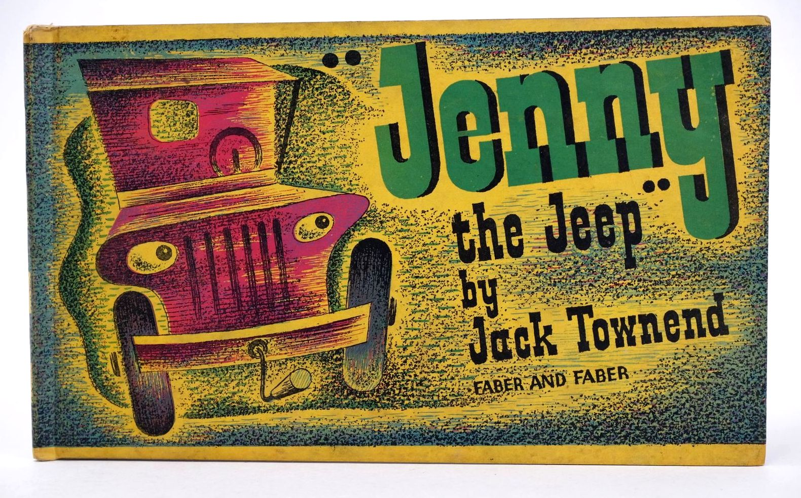 Photo of JENNY THE JEEP- Stock Number: 1318777