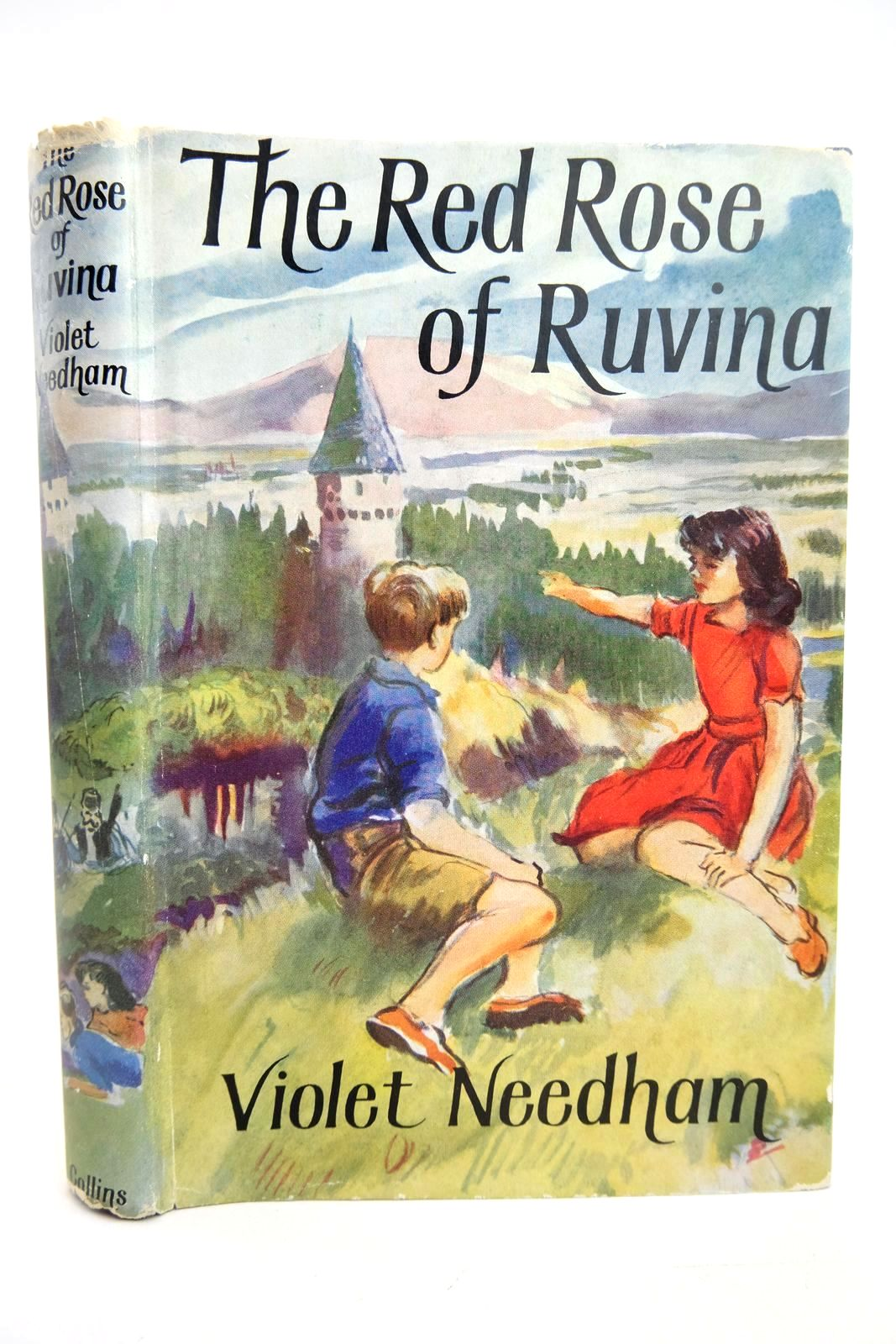 Photo of THE RED ROSE OF RUVINA written by Needham, Violet illustrated by Kennedy, Richard published by Collins (STOCK CODE: 1318778)  for sale by Stella & Rose's Books
