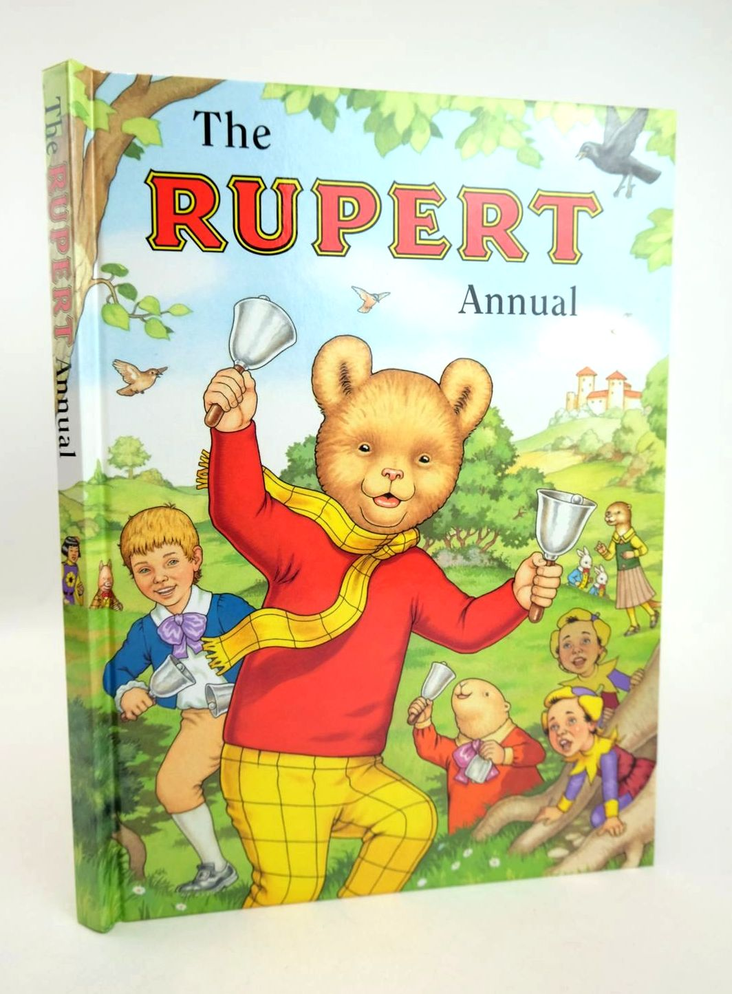 Photo of RUPERT ANNUAL 2003- Stock Number: 1318786