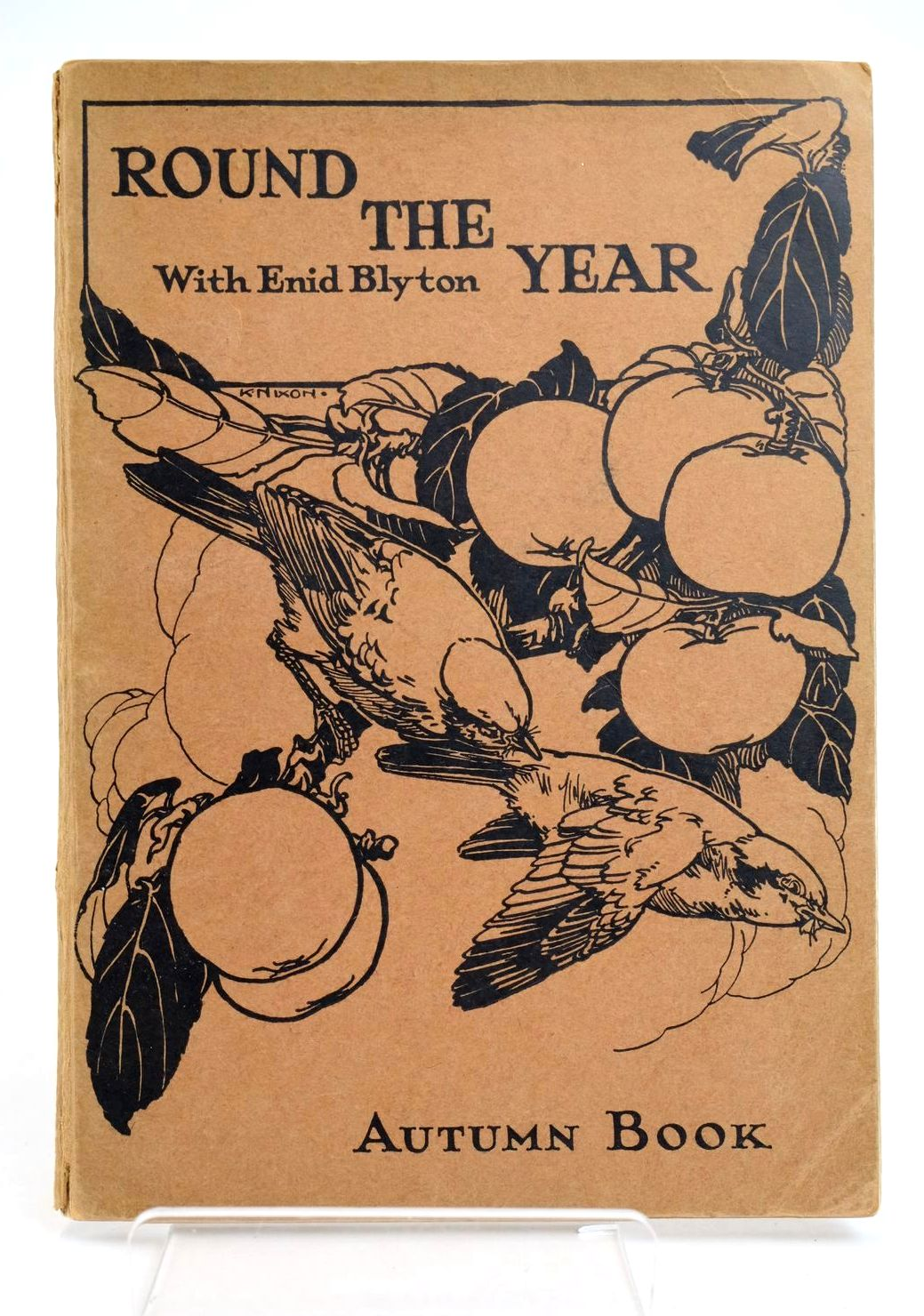 Photo of ROUND THE YEAR WITH ENID BLYTON - AUTUMN BOOK- Stock Number: 1318797