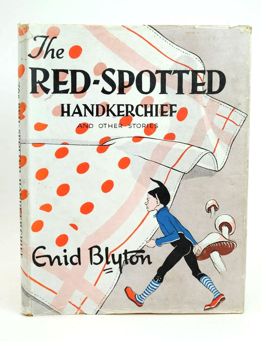 Photo of THE RED-SPOTTED HANDKERCHIEF & OTHER STORIES- Stock Number: 1318800