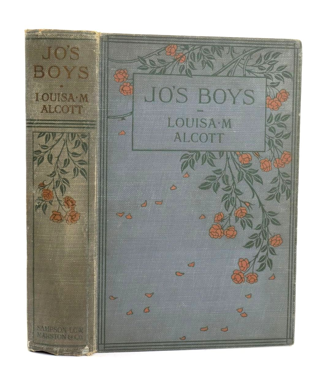Photo of JO'S BOYS- Stock Number: 1318804
