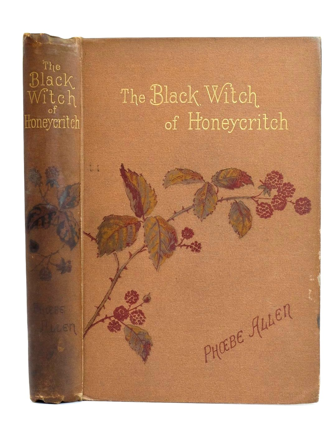 Photo of THE BLACK WITCH OF HONEYCRITCH- Stock Number: 1318808