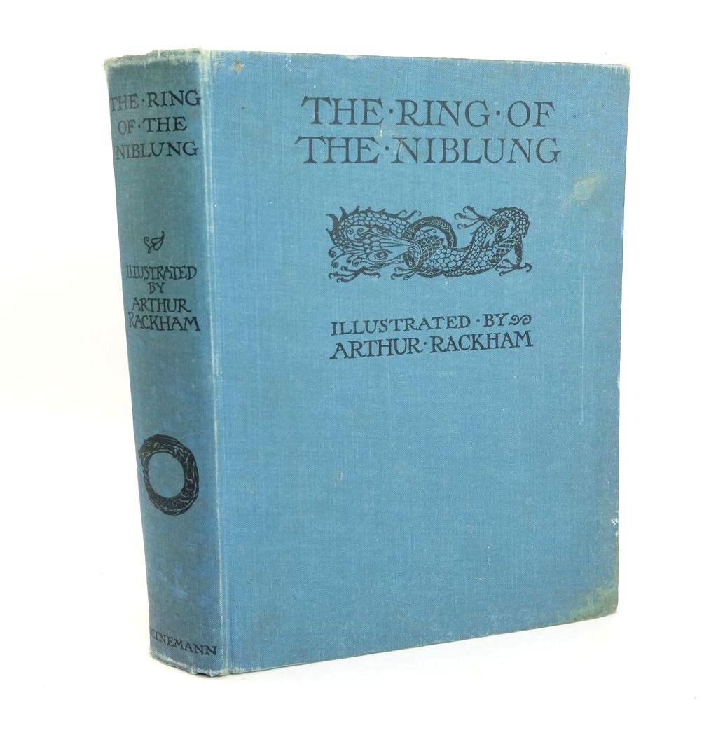 Photo of THE RING OF THE NIBLUNG written by Wagner, Richard illustrated by Rackham, Arthur published by William Heinemann Ltd. (STOCK CODE: 1318816)  for sale by Stella & Rose's Books