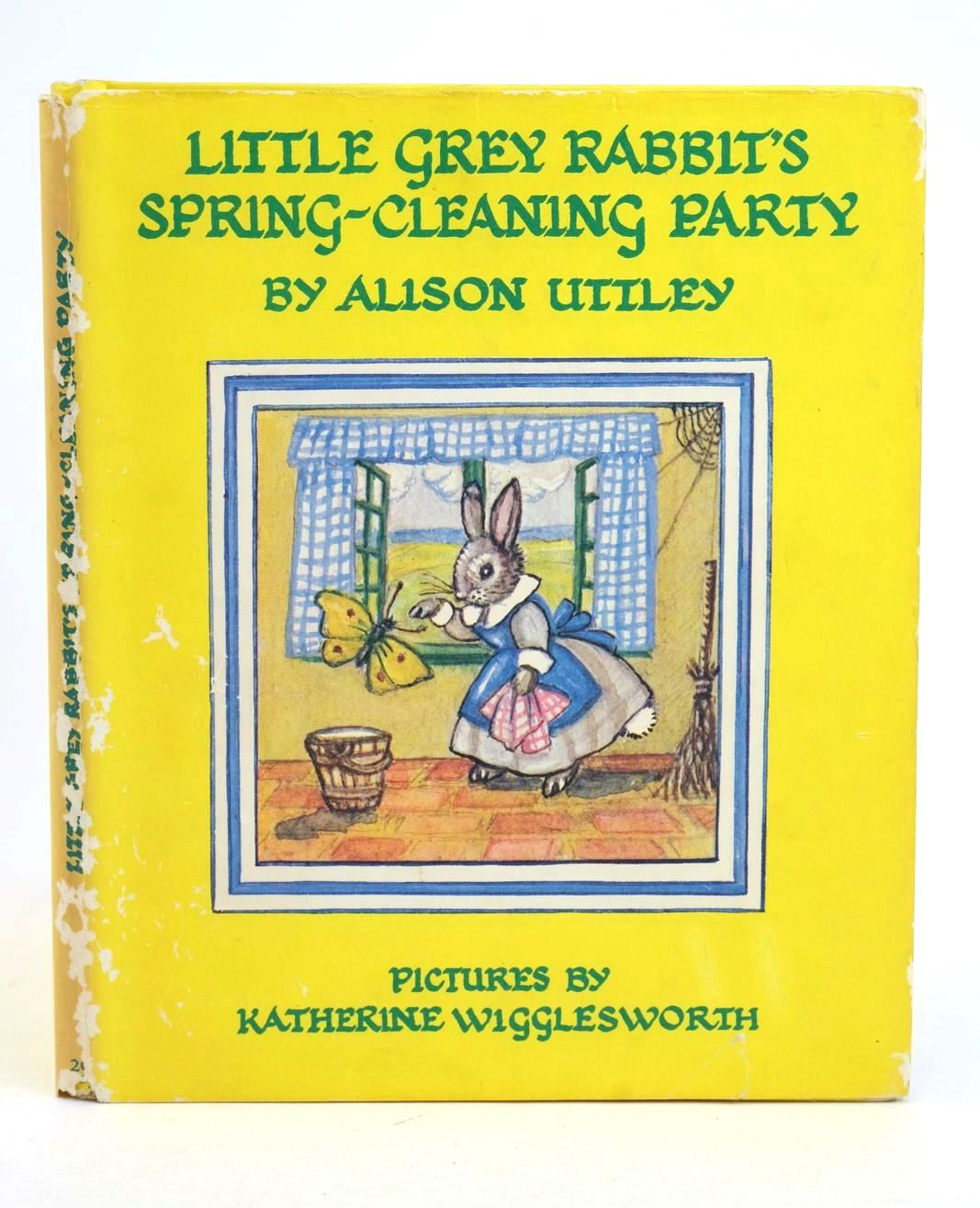 Photo of LITTLE GREY RABBIT'S SPRING-CLEANING PARTY- Stock Number: 1318829