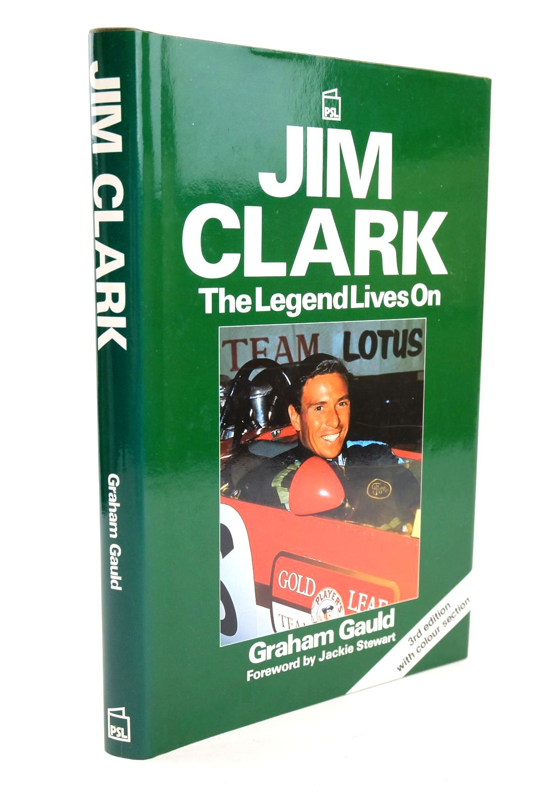 Photo of JIM CLARK THE LEGEND LIVES ON- Stock Number: 1318846