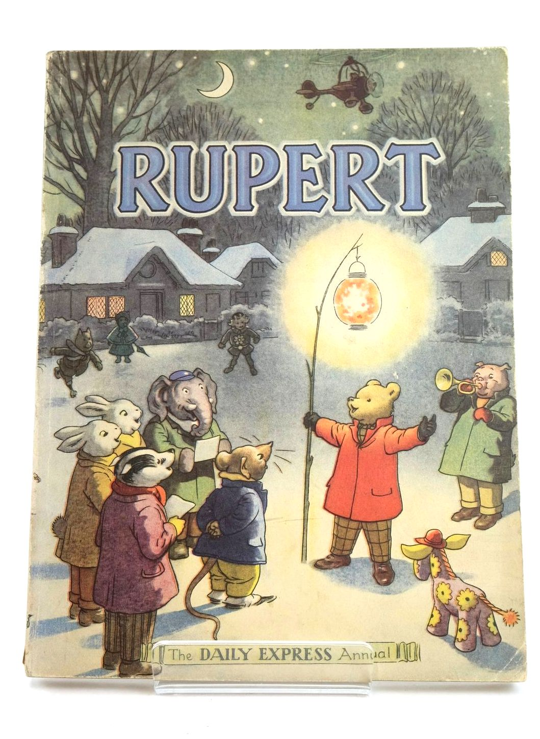 Photo of RUPERT ANNUAL 1949 written by Bestall, Alfred illustrated by Bestall, Alfred published by Daily Express (STOCK CODE: 1318850)  for sale by Stella & Rose's Books