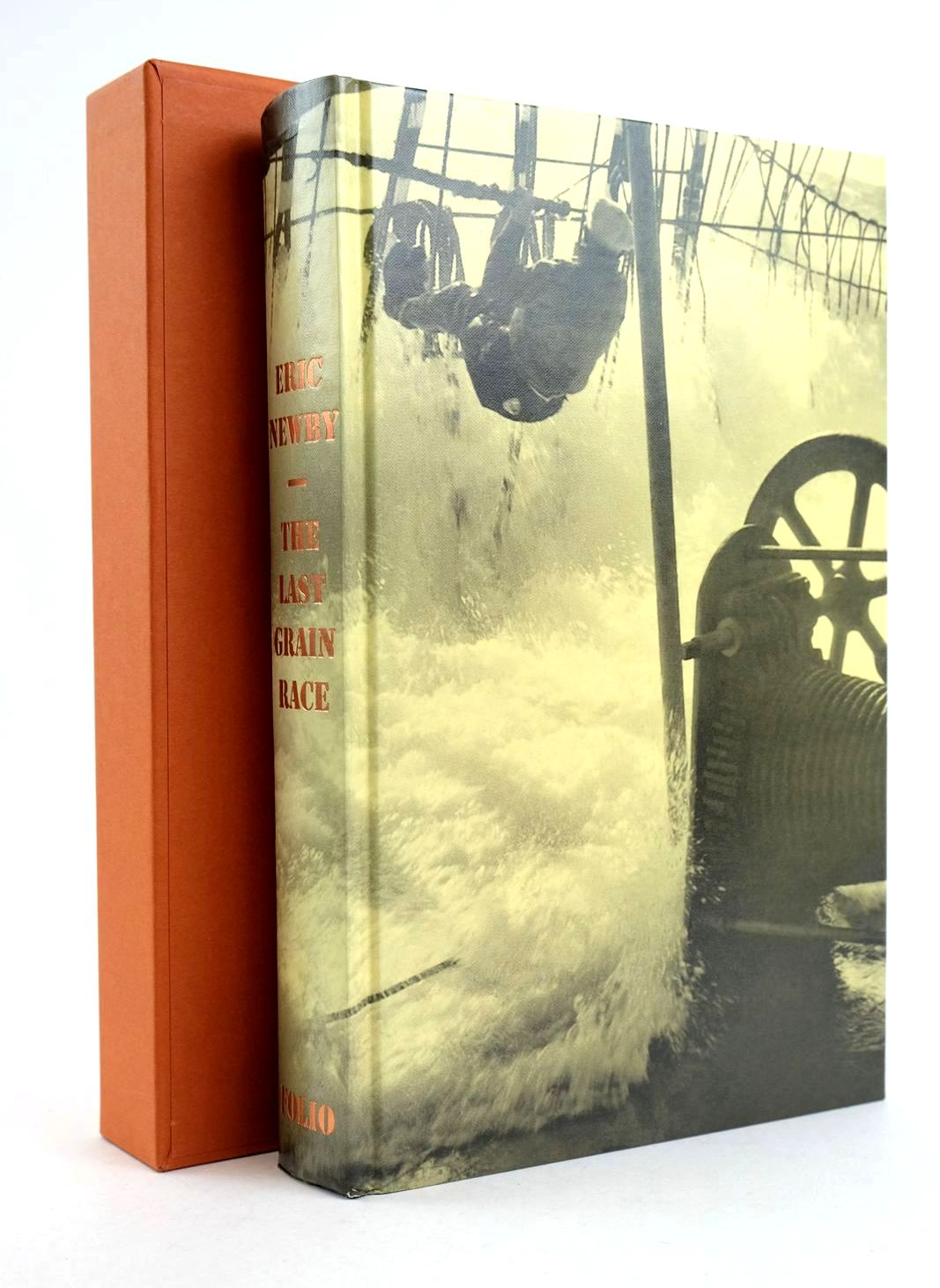 Photo of THE LAST GRAIN RACE written by Newby, Eric published by Folio Society (STOCK CODE: 1318853)  for sale by Stella & Rose's Books