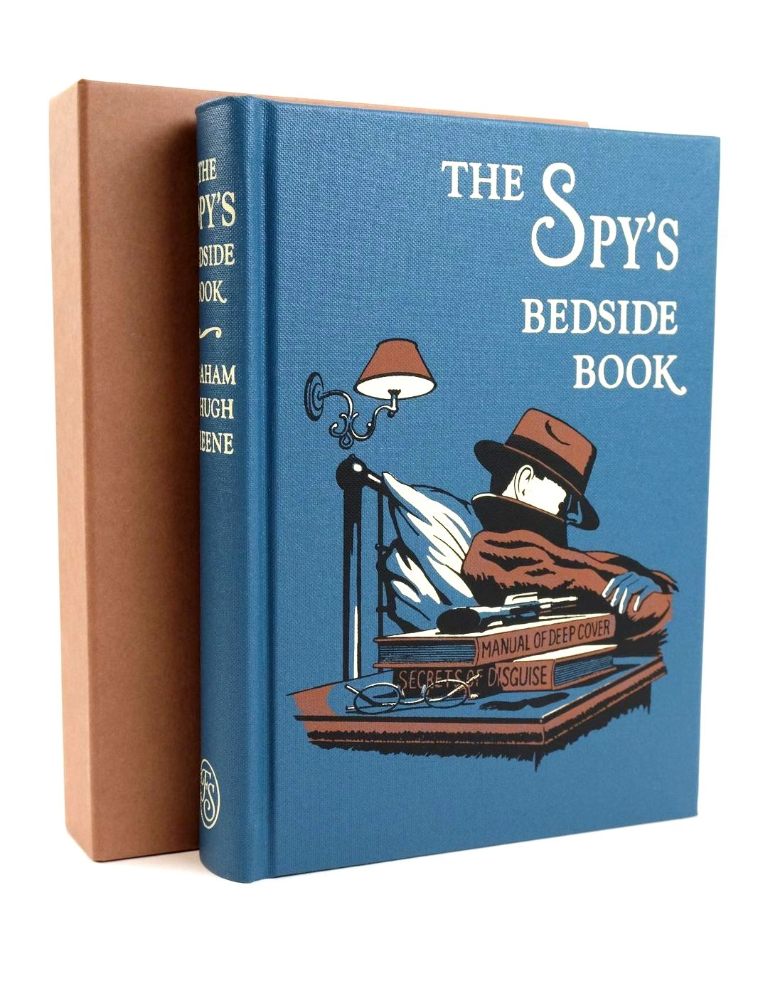 Photo of THE SPY'S BEDSIDE BOOK written by Greene, Graham Greene, Hugh Rimington, Stella illustrated by Hardcastle, Nick published by Folio Society (STOCK CODE: 1318854)  for sale by Stella & Rose's Books