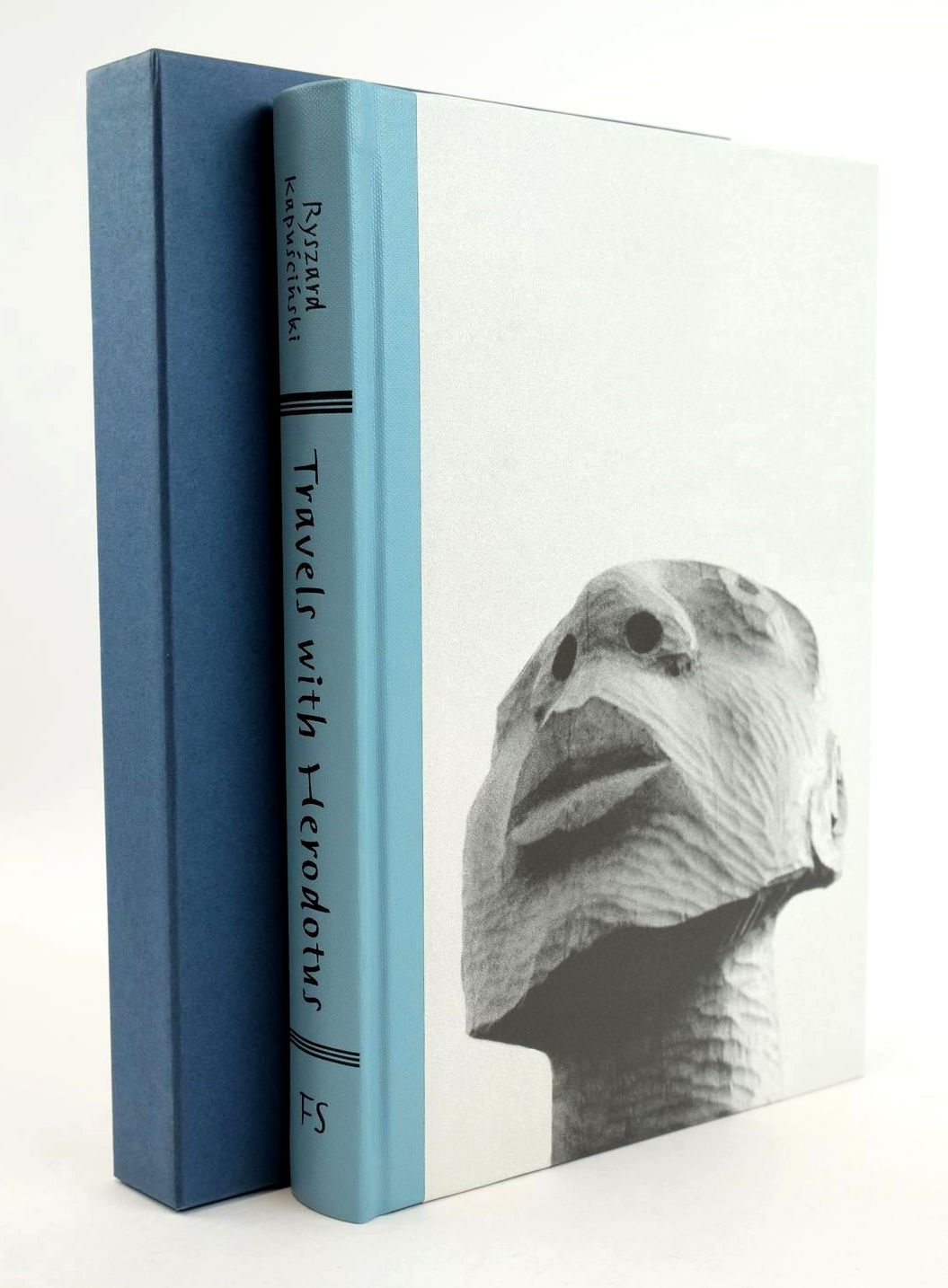Photo of TRAVELS WITH HERODOTUS written by Kapuscinski, Ryszard published by Folio Society (STOCK CODE: 1318856)  for sale by Stella & Rose's Books