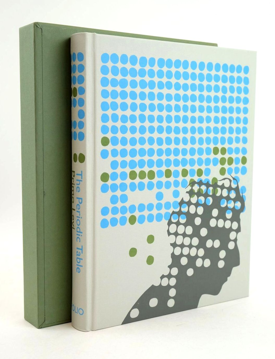 Photo of THE PERIODIC TABLE written by Levi, Primo Rosenthal, Raymond illustrated by Smith, Mark published by Folio Society (STOCK CODE: 1318859)  for sale by Stella & Rose's Books