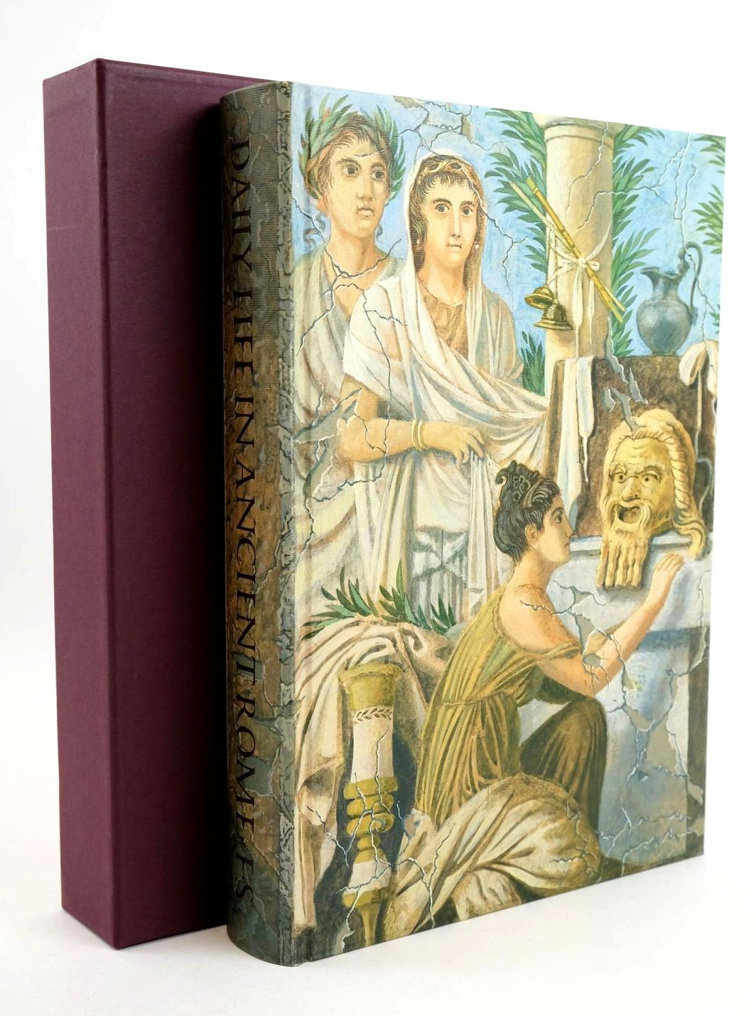 Photo of DAILY LIFE IN ANCIENT ROME written by Carcopino, Jerome Rowell, Henry T. Lorimer, E.O. published by Folio Society (STOCK CODE: 1318877)  for sale by Stella & Rose's Books