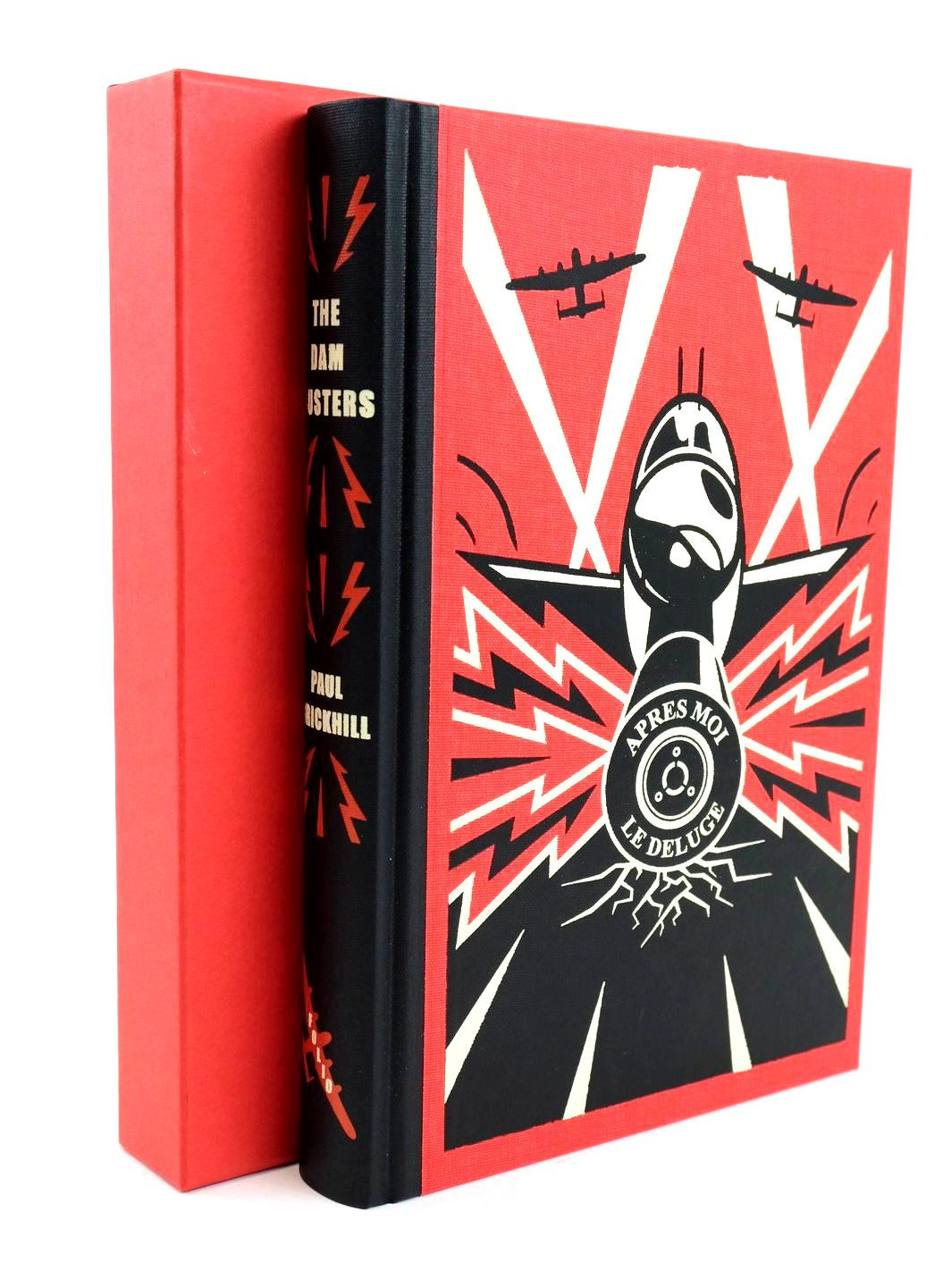 Photo of THE DAM BUSTERS written by Brickhill, Paul published by Folio Society (STOCK CODE: 1318881)  for sale by Stella & Rose's Books