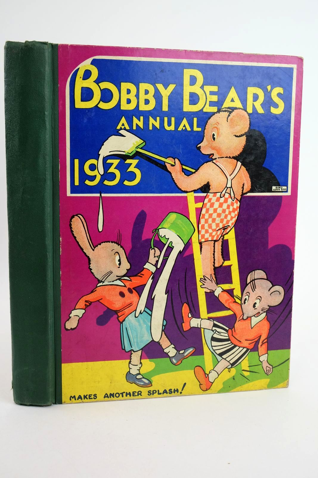Photo of BOBBY BEAR'S ANNUAL 1933- Stock Number: 1318889