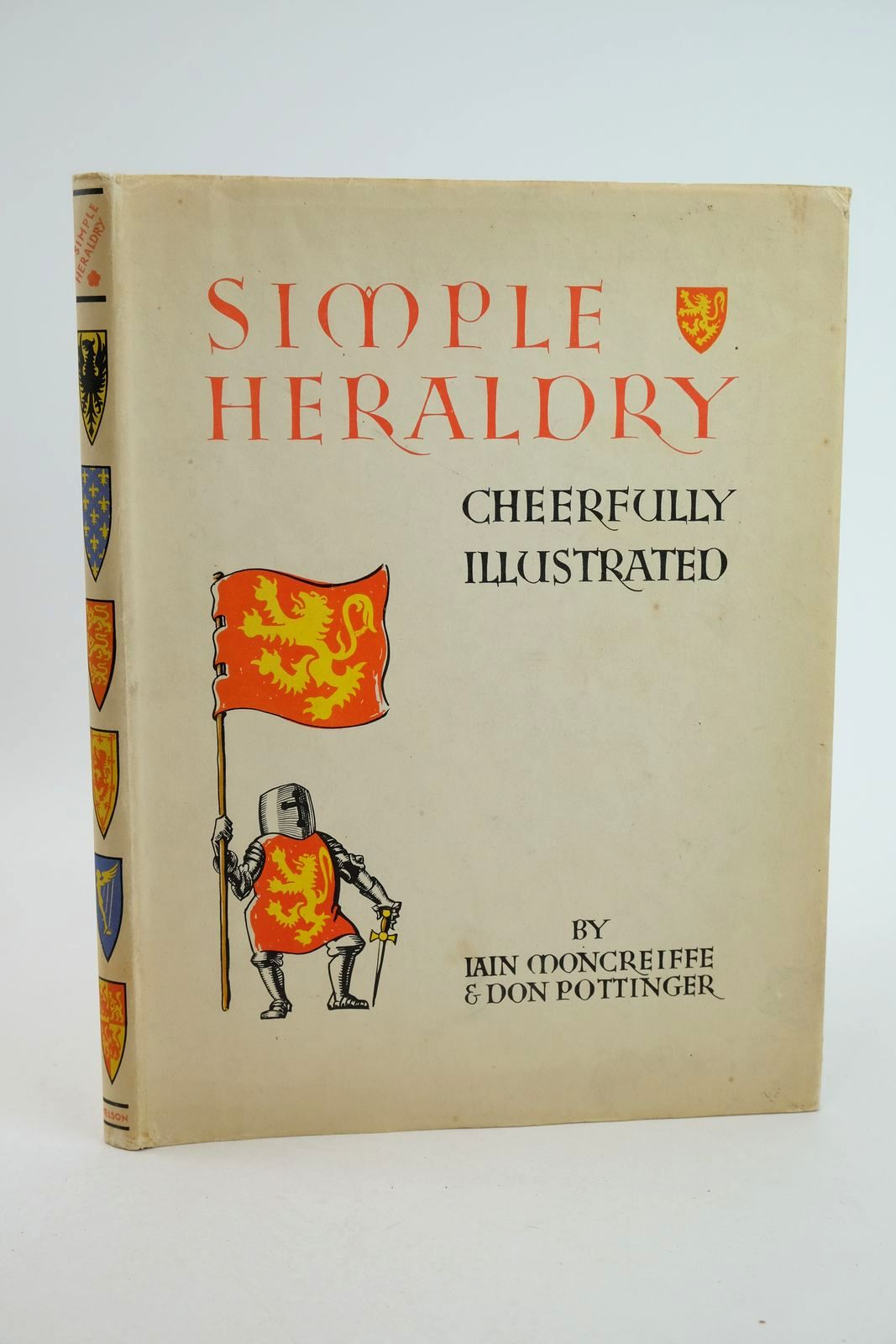 Photo of SIMPLE HERALDRY CHEERFULLY ILLUSTRATED- Stock Number: 1318893