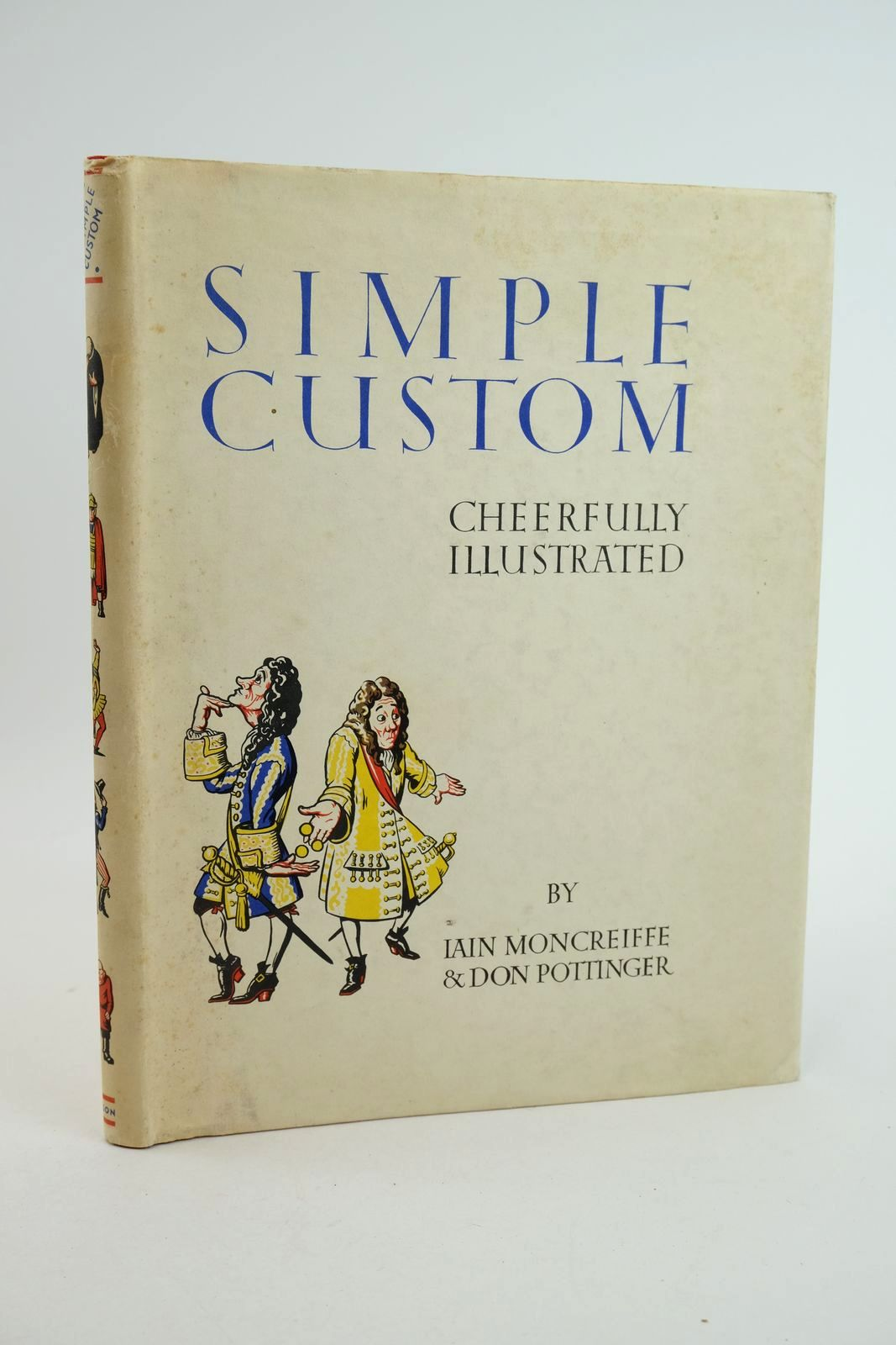 Photo of SIMPLE CUSTOM CHEERFULLY ILLUSTRATED- Stock Number: 1318894