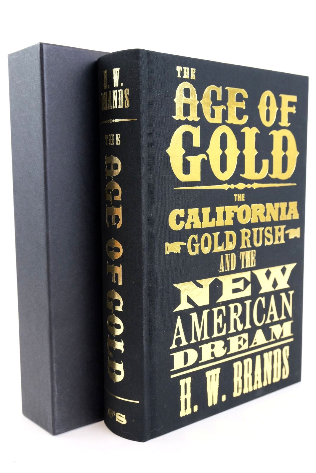 Photo of THE AGE OF GOLD