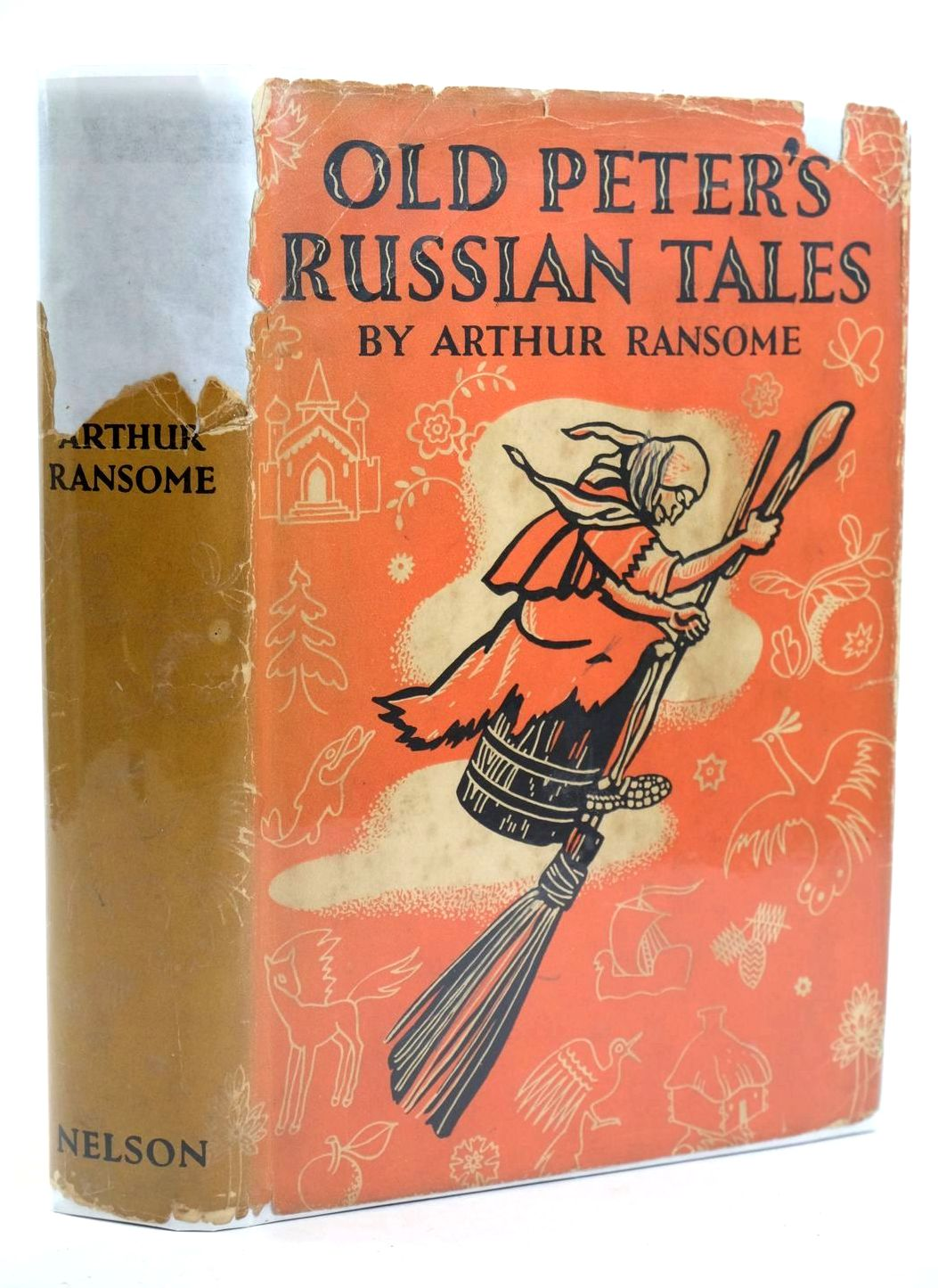 Photo of OLD PETER'S RUSSIAN TALES- Stock Number: 1318904