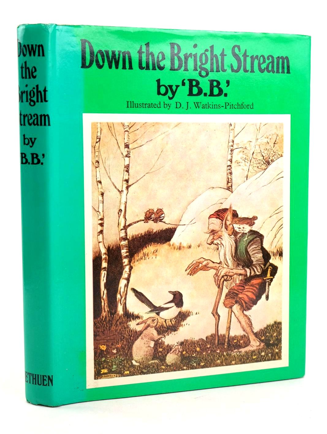 Photo of DOWN THE BRIGHT STREAM- Stock Number: 1318905