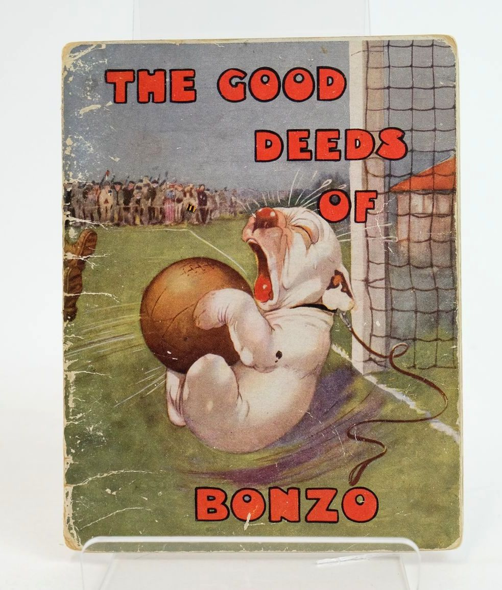 Photo of THE GOOD DEEDS OF BONZO- Stock Number: 1318907