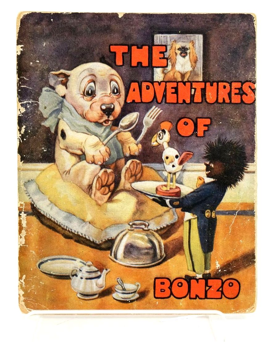 Photo of THE ADVENTURES OF BONZO