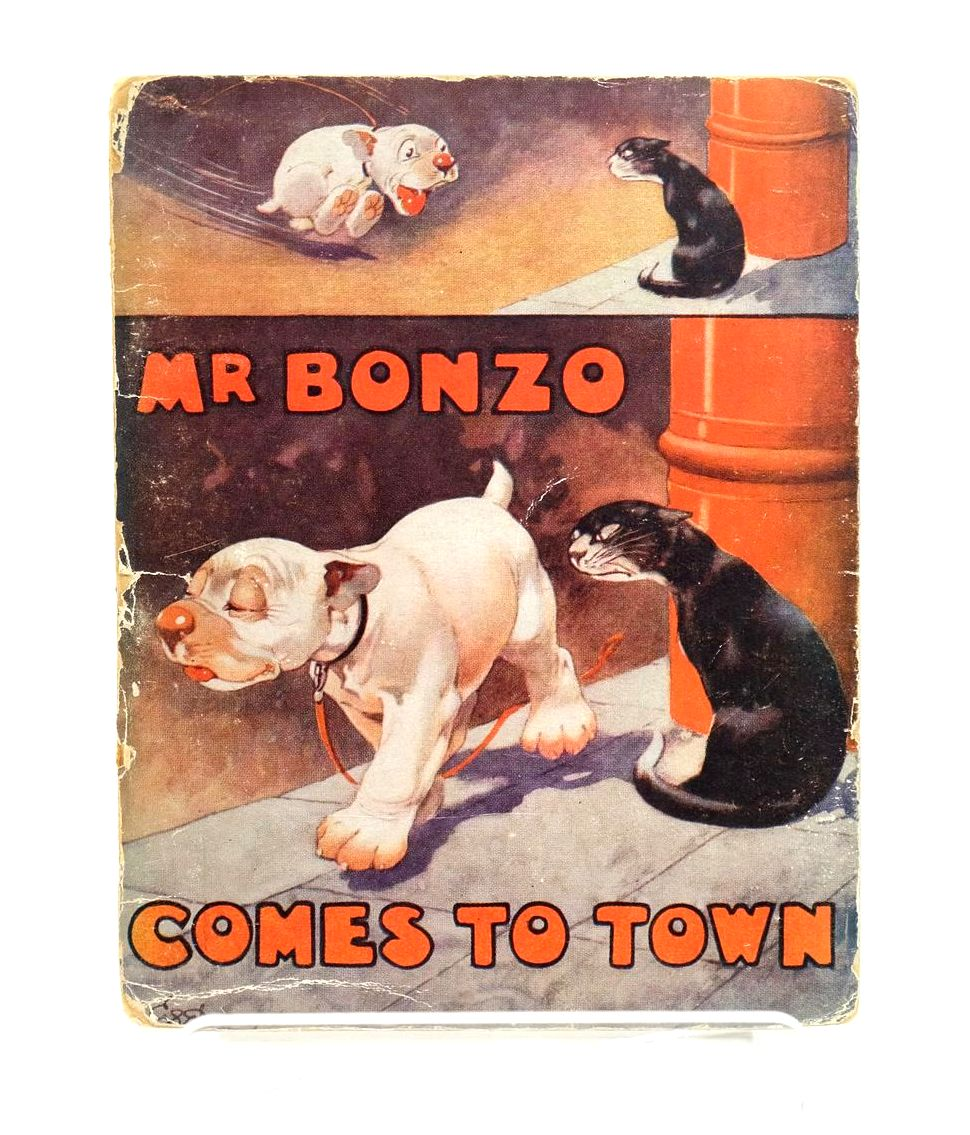 Photo of MR. BONZO COMES TO TOWN- Stock Number: 1318912