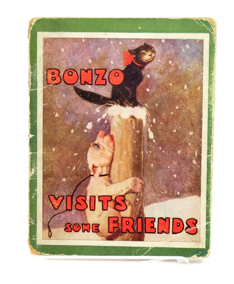 Photo of BONZO VISITS SOME FRIENDS