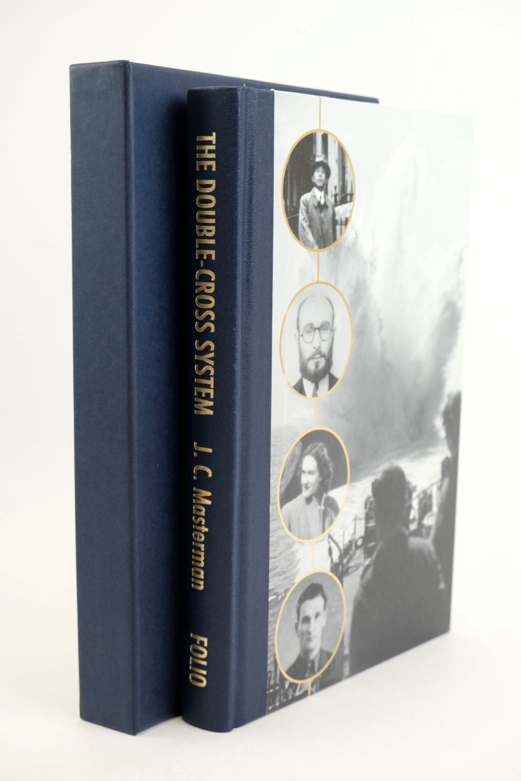 Photo of THE DOUBLE-CROSS SYSTEM IN THE WAR OF 1939 TO 1945 written by Masterman, J.C. Foot, M.R.D. published by Folio Society (STOCK CODE: 1318917)  for sale by Stella & Rose's Books
