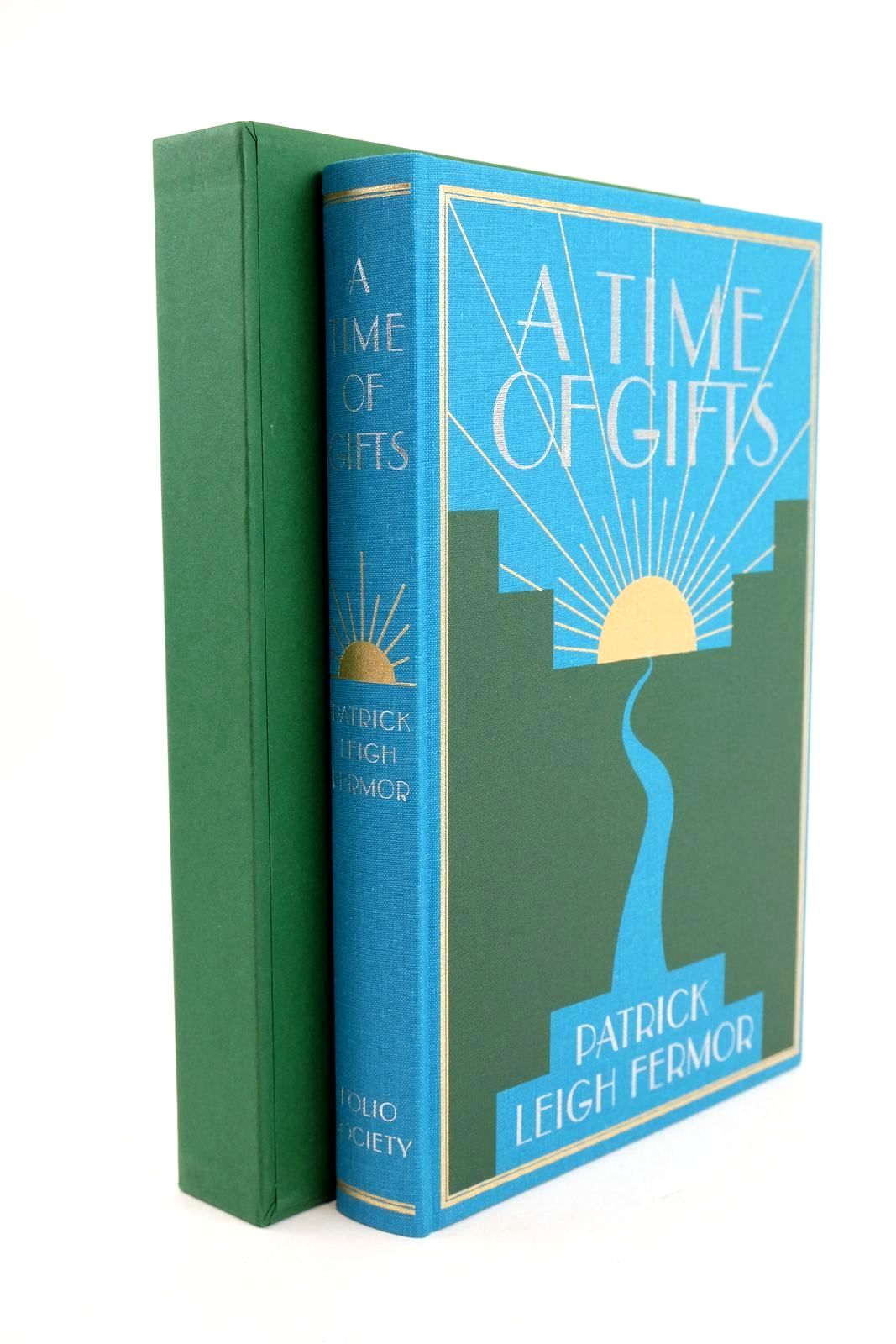 Photo of A TIME OF GIFTS written by Fermor, Patrick Leigh illustrated by Whistler, Daniel published by Folio Society (STOCK CODE: 1318923)  for sale by Stella & Rose's Books