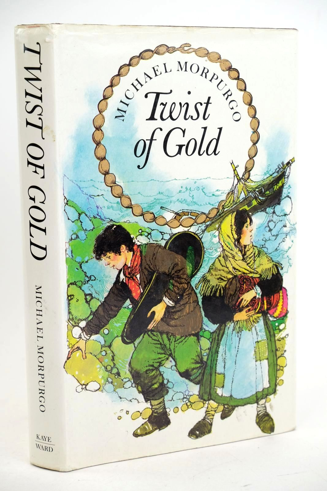 Photo of TWIST OF GOLD written by Morpurgo, Michael published by Kaye & Ward (STOCK CODE: 1318959)  for sale by Stella & Rose's Books