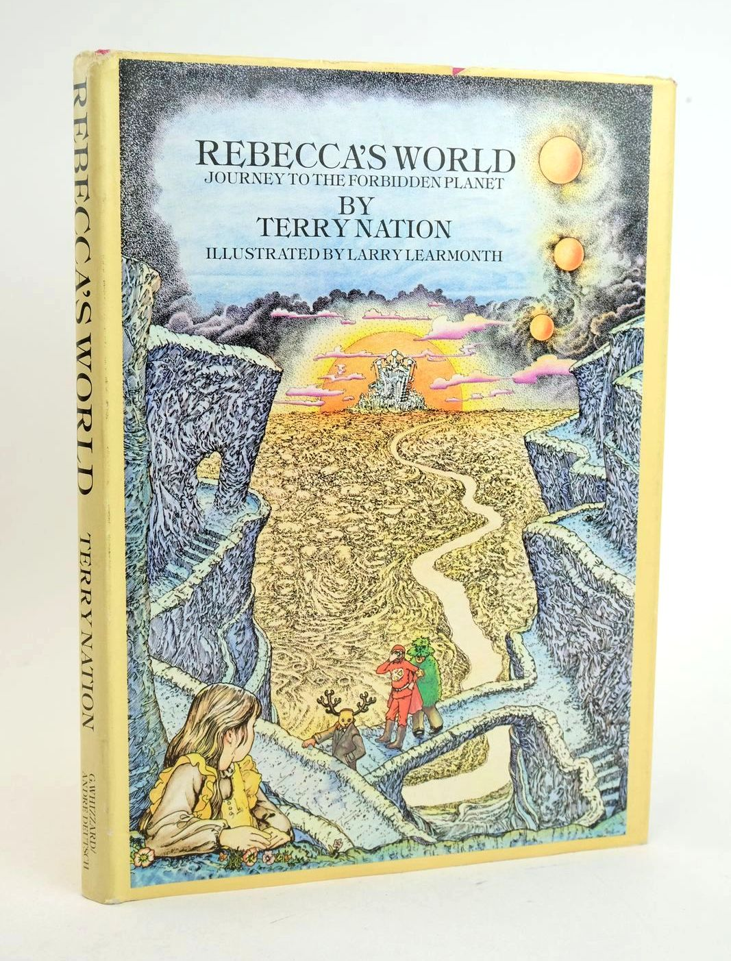 Photo of REBECCA'S WORLD