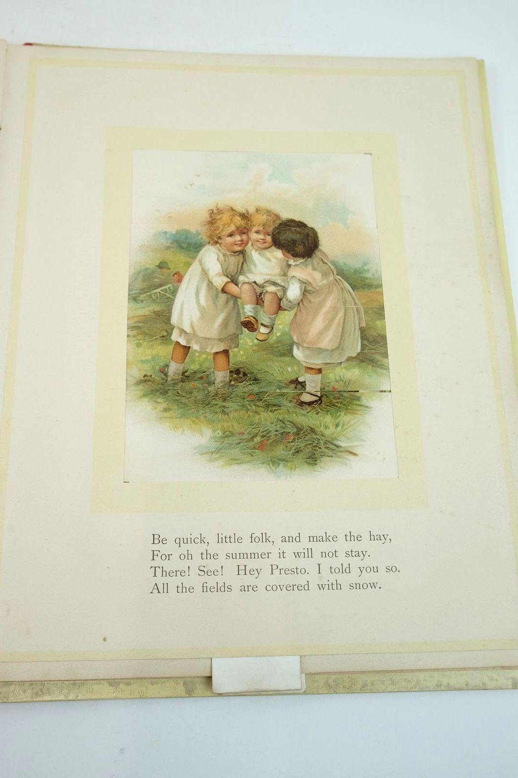 Photo of MORE PLEASANT SURPRISES written by Weatherly, F.E. published by Ernest Nister (STOCK CODE: 1318965)  for sale by Stella & Rose's Books