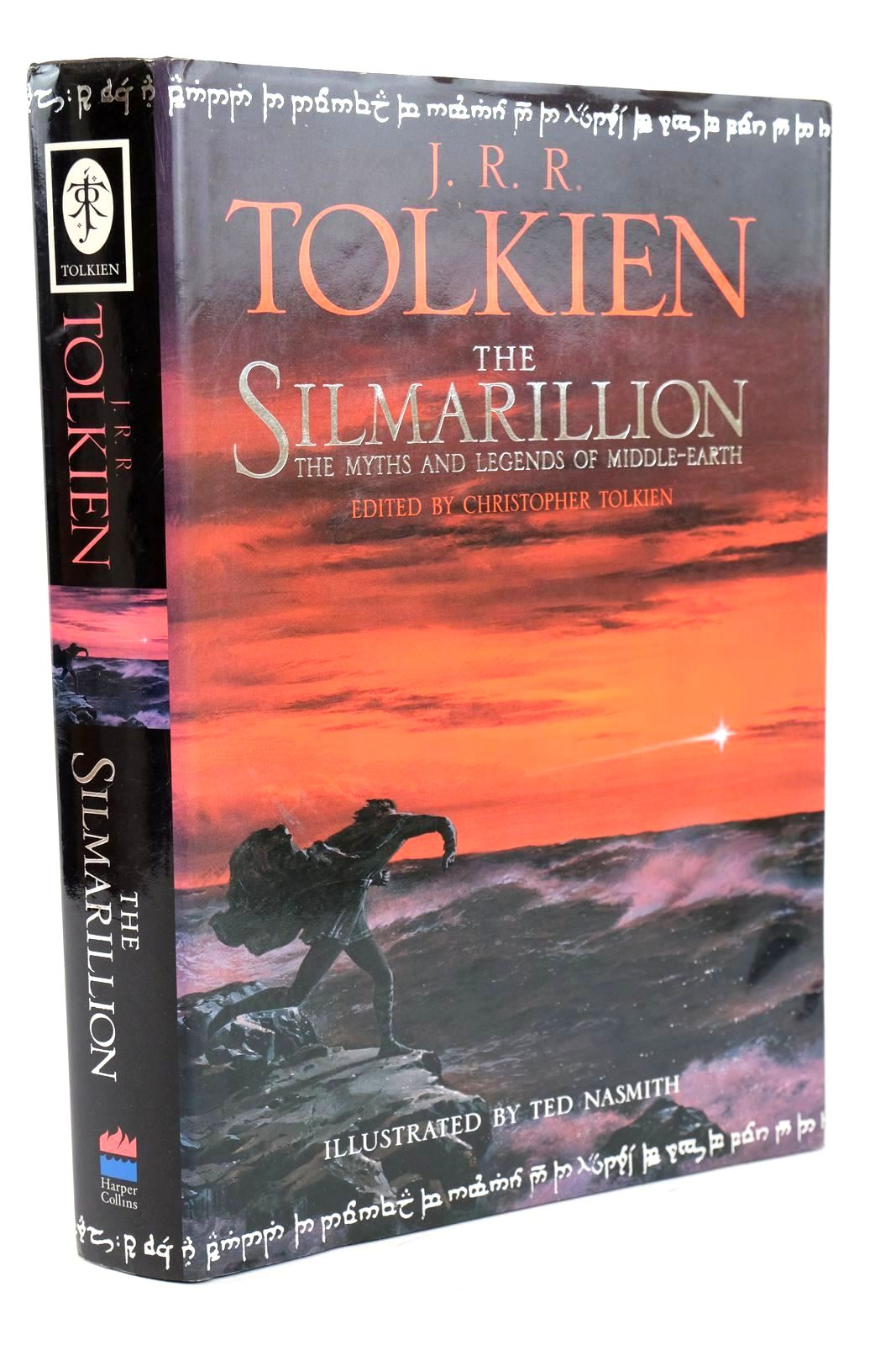 Photo of THE SILMARILLION written by Tolkien, J.R.R. Tolkien, Christopher illustrated by Nasmith, Ted published by Harper Collins (STOCK CODE: 1318972)  for sale by Stella & Rose's Books