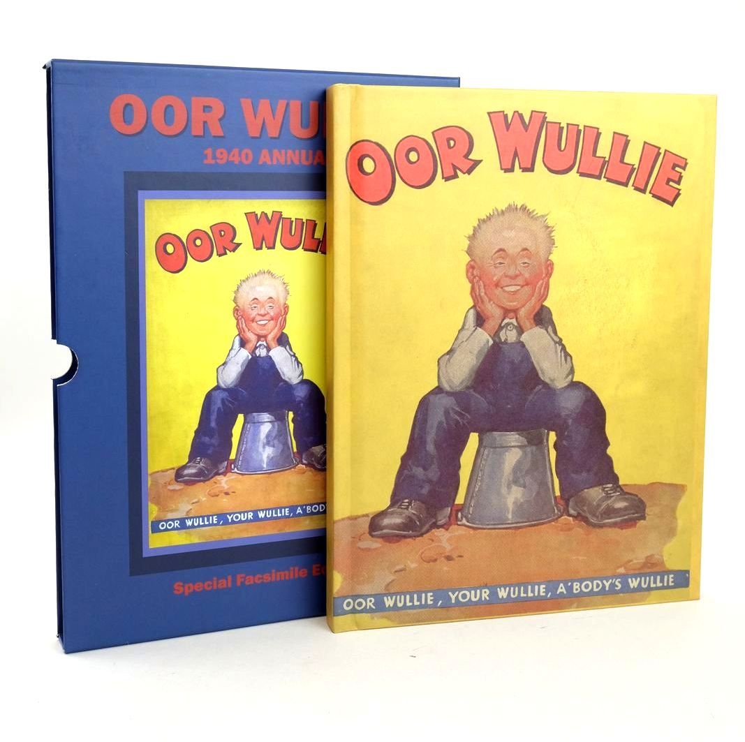Photo of OOR WULLIE 1940 ANNUAL SPECIAL FACSIMILE EDITION- Stock Number: 1318974