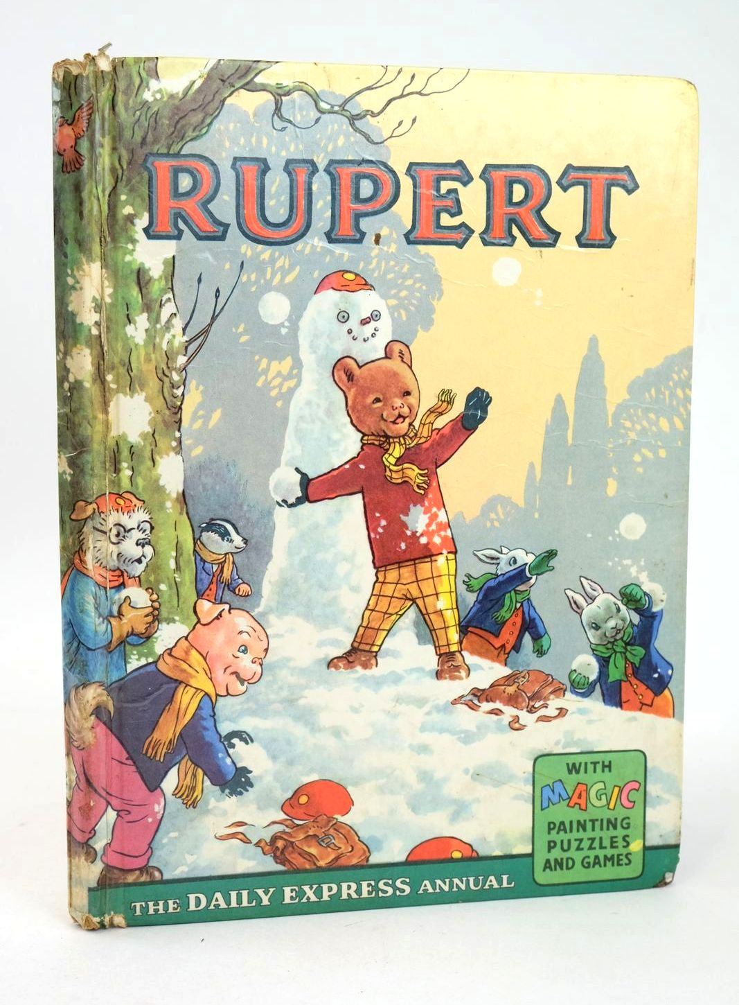 Photo of RUPERT ANNUAL 1962- Stock Number: 1318978