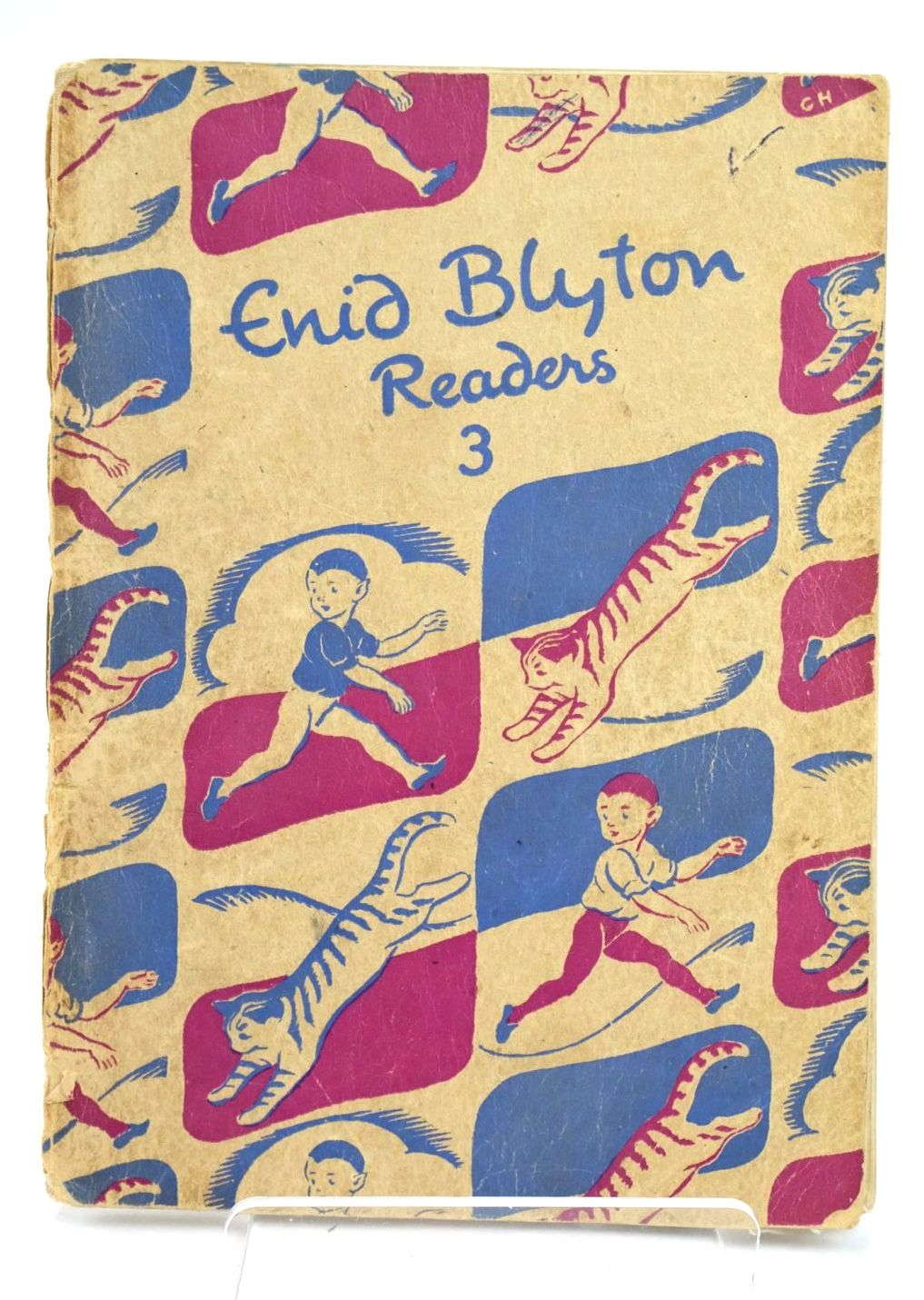 Photo of ENID BLYTON READERS 3 written by Blyton, Enid illustrated by Soper, Eileen published by Macmillan & Co. Ltd. (STOCK CODE: 1318987)  for sale by Stella & Rose's Books
