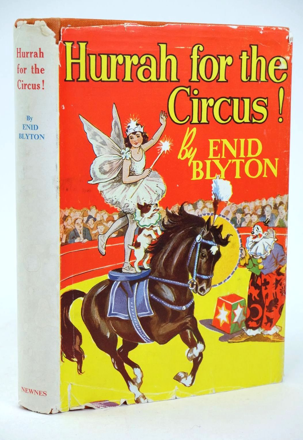 Photo of HURRAH FOR THE CIRCUS!- Stock Number: 1318990