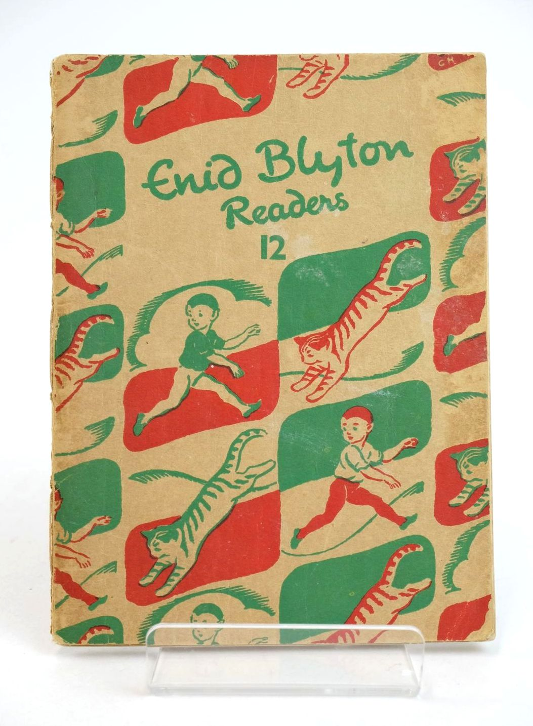 Photo of ENID BLYTON READERS 12 written by Blyton, Enid illustrated by Soper, Eileen published by Macmillan & Co. Ltd. (STOCK CODE: 1318997)  for sale by Stella & Rose's Books