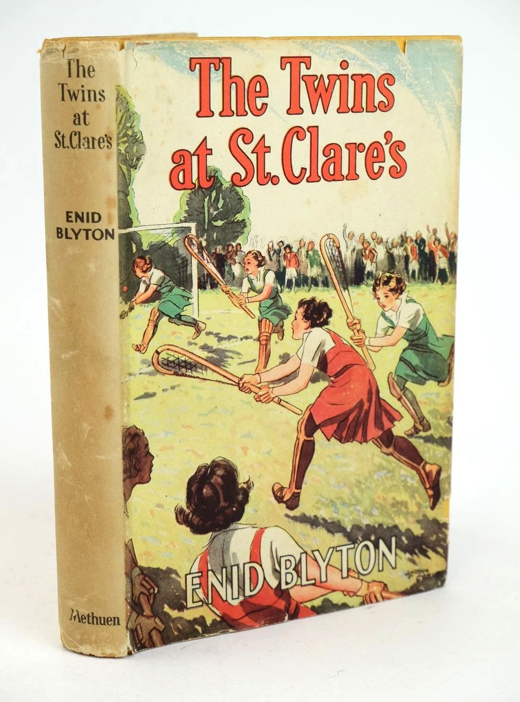 Photo of THE TWINS AT ST. CLARE'S- Stock Number: 1319000