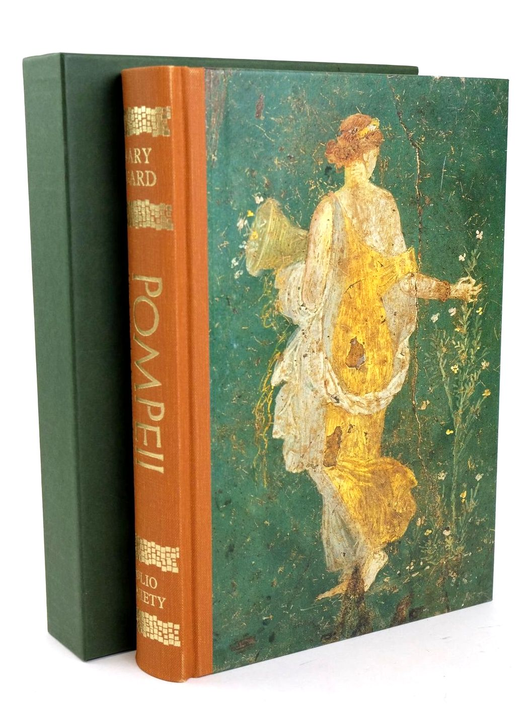 Photo of POMPEII: THE LIFE OF A ROMAN TOWN written by Beard, Mary published by Folio Society (STOCK CODE: 1319013)  for sale by Stella & Rose's Books