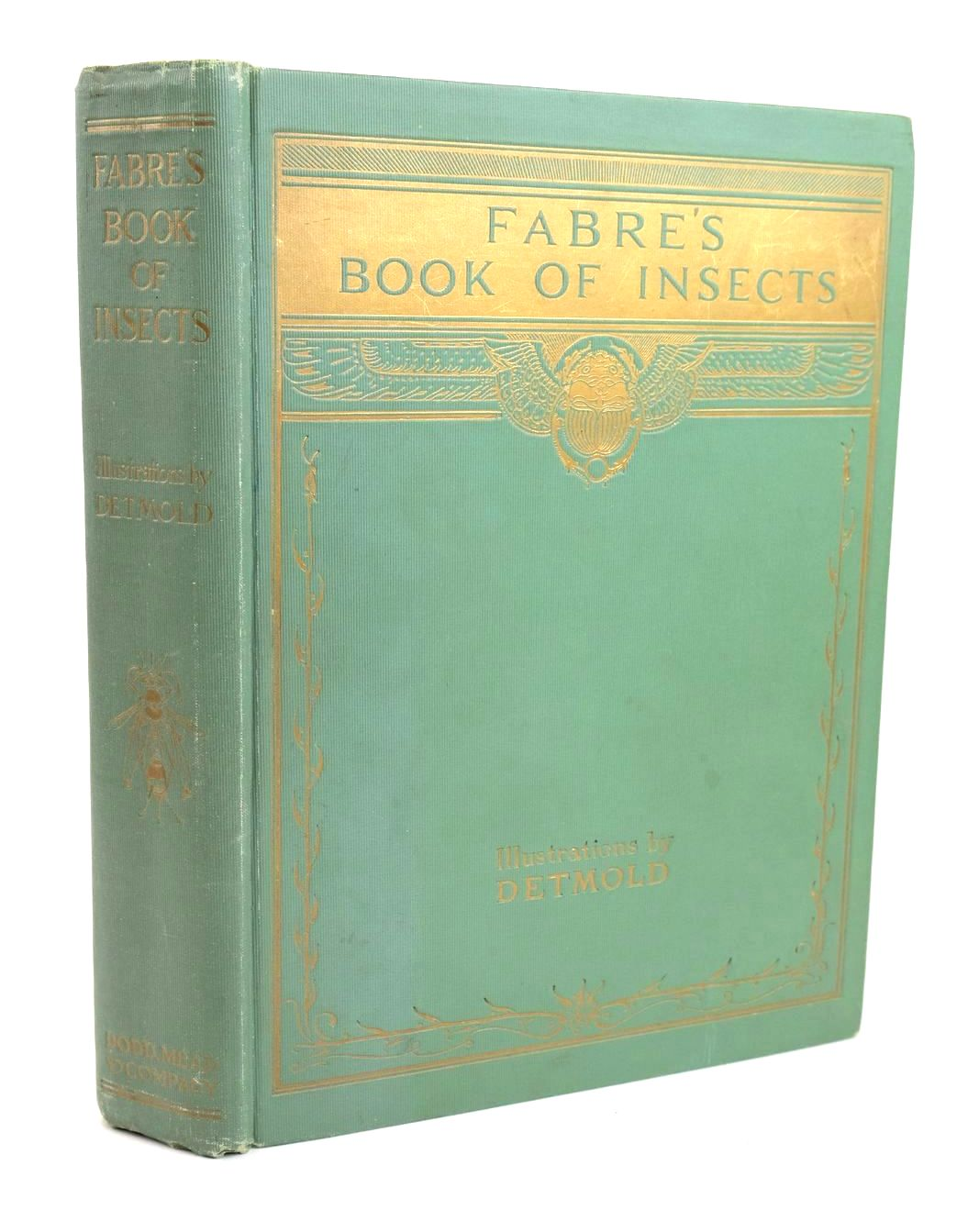 Photo of FABRE'S BOOK OF INSECTS- Stock Number: 1319027