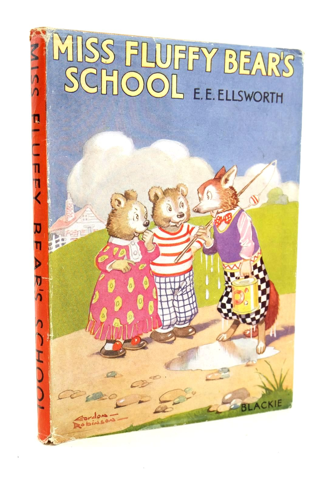 Photo of MISS FLUFFY BEAR'S SCHOOL- Stock Number: 1319035