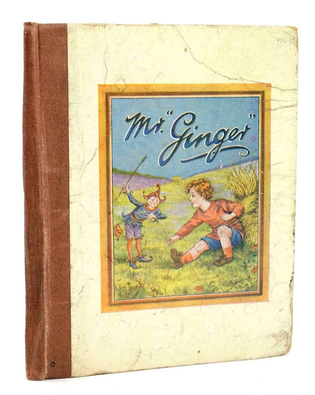 "Photo of THE STORY OF ""MR. GINGER""- Stock Number: 1319036"