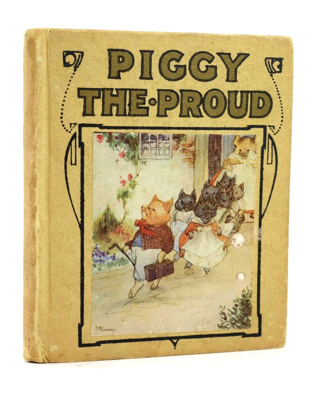 Photo of PIGGY THE PROUD- Stock Number: 1319038