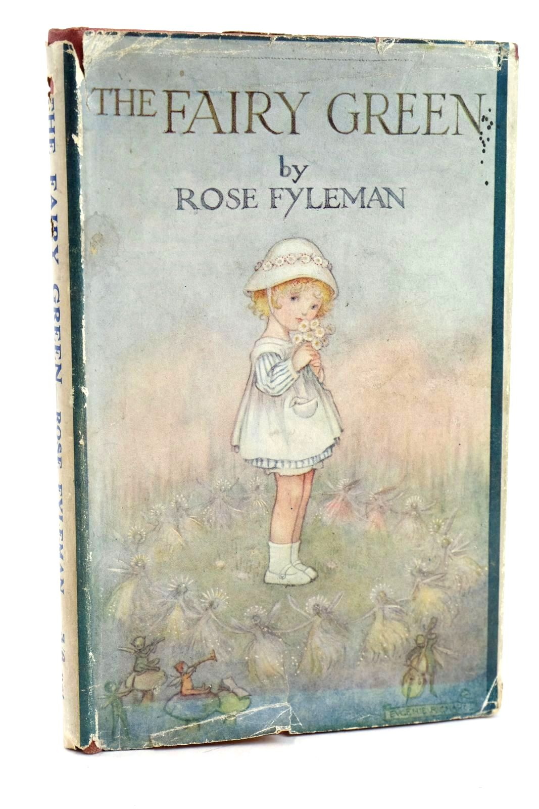 Photo of THE FAIRY GREEN written by Fyleman, Rose published by Methuen & Co. Ltd. (STOCK CODE: 1319039)  for sale by Stella & Rose's Books