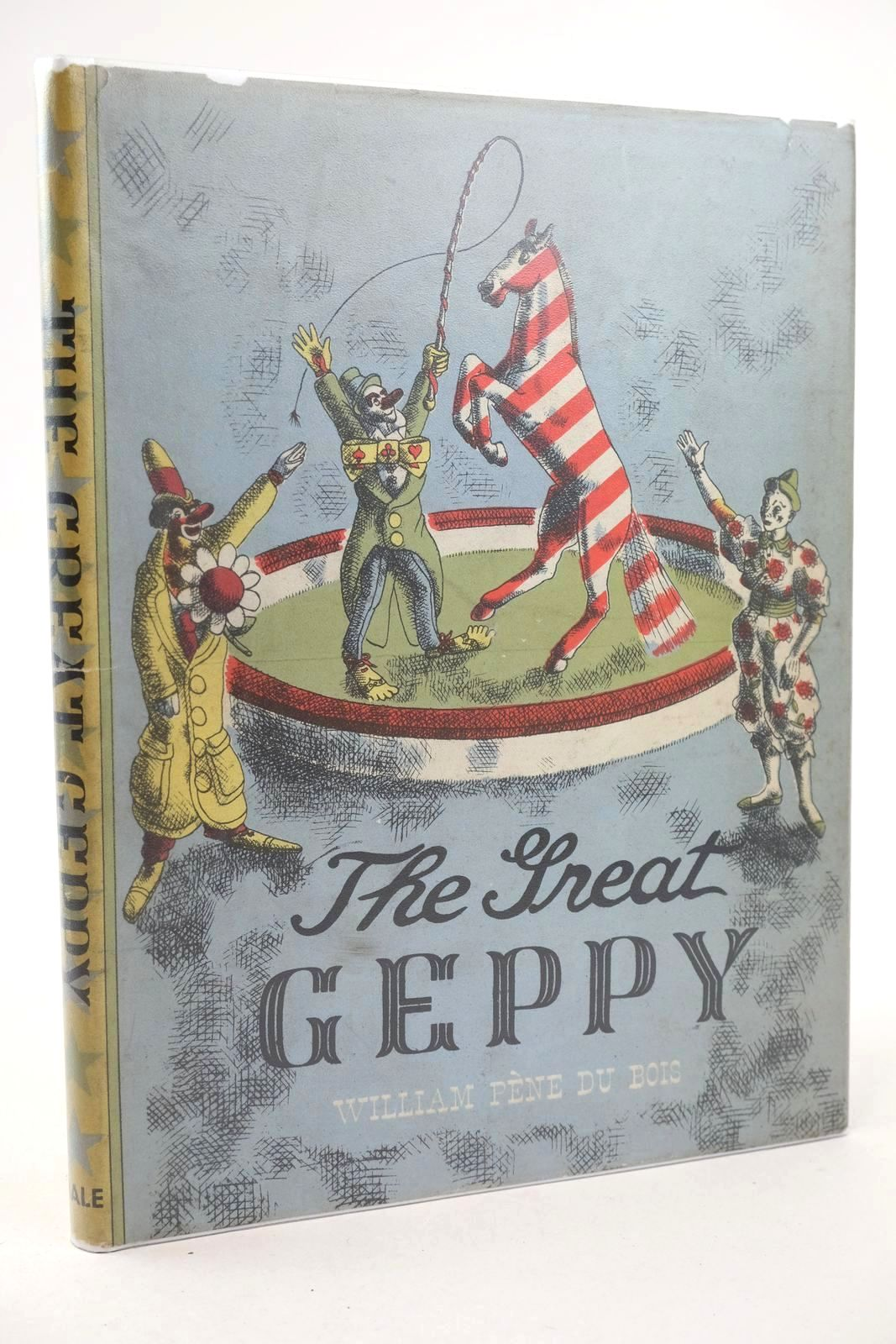 Photo of THE GREAT GEPPY- Stock Number: 1319052