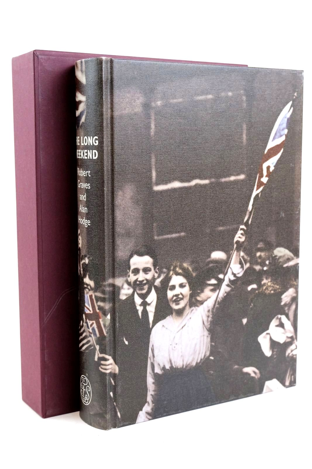 Photo of THE LONG WEEKEND written by Graves, Robert Hodge, Alan published by Folio Society (STOCK CODE: 1319077)  for sale by Stella & Rose's Books
