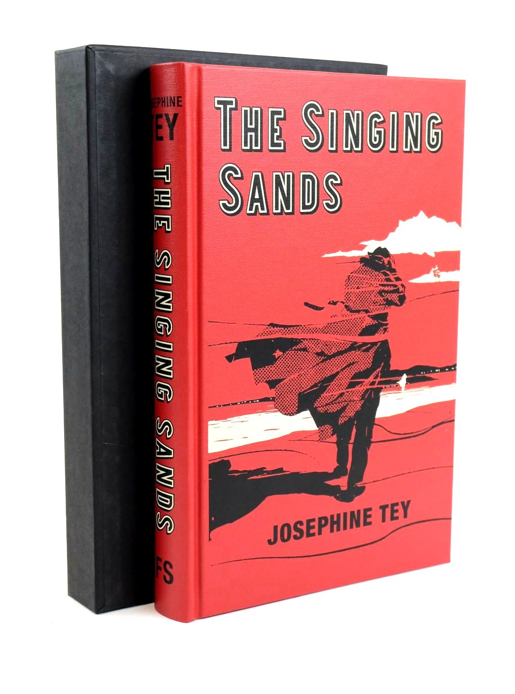 Photo of THE SINGING SANDS written by Tey, Josephine McDermid, Val illustrated by Smith, Mark published by Folio Society (STOCK CODE: 1319081)  for sale by Stella & Rose's Books