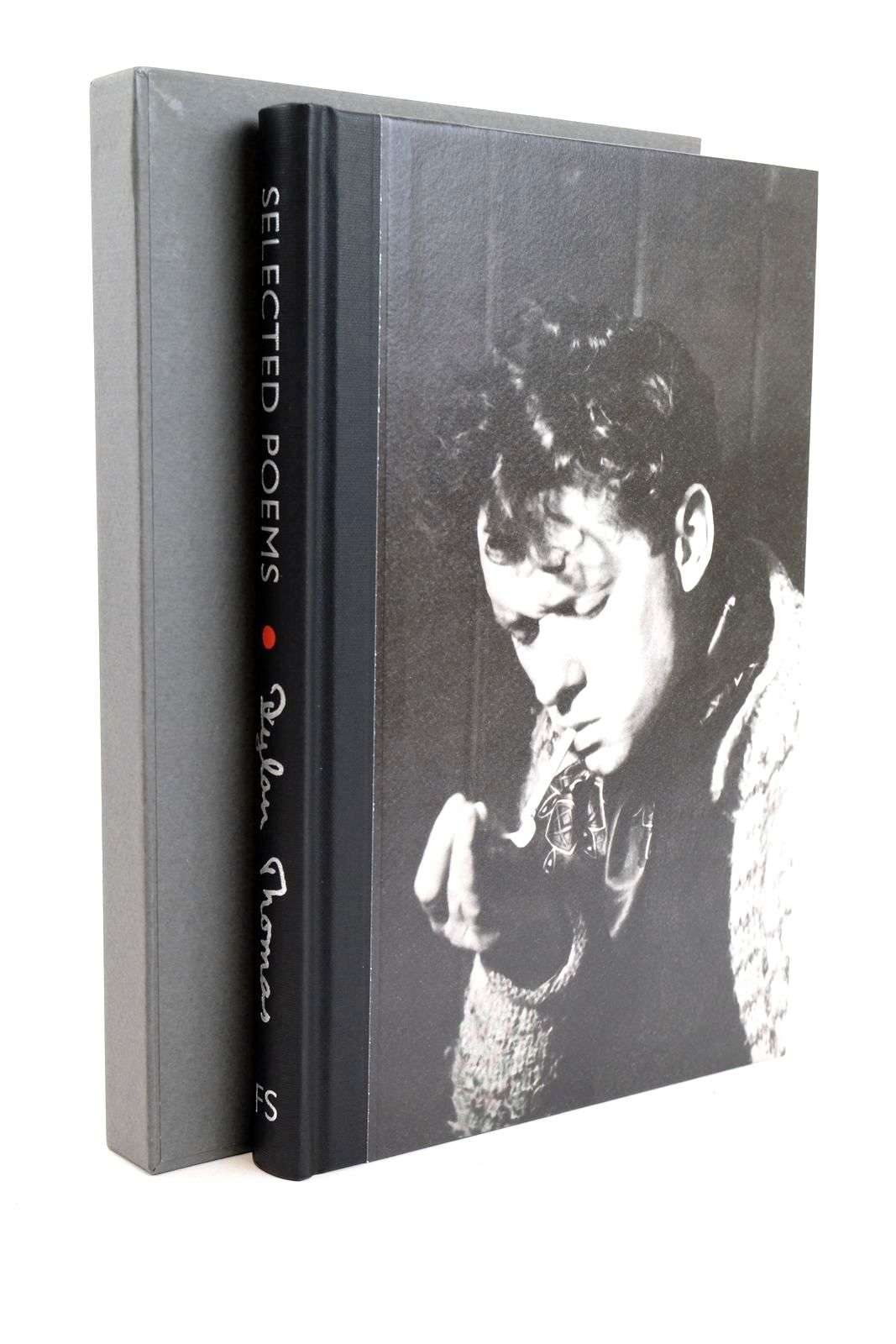 Photo of SELECTED POEMS written by Thomas, Dylan Sheers, Owen published by Folio Society (STOCK CODE: 1319084)  for sale by Stella & Rose's Books